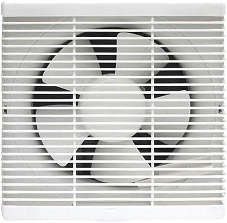 QIQIDEDIAN APB30-6-B Ventilador de ventilación Potente para Cocina ...