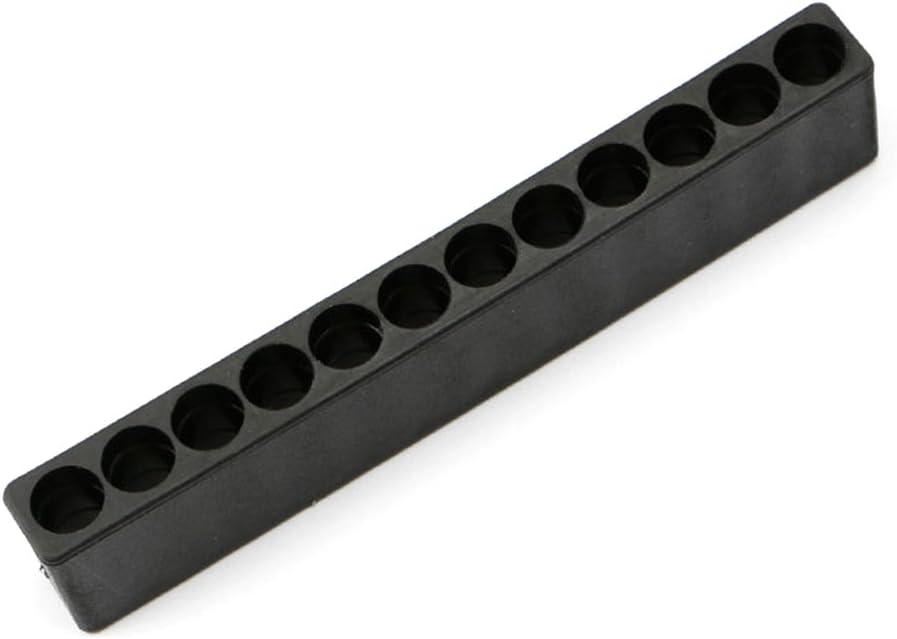 emvanv 1/Kunststoff screhex Schaft-Schraubendreher Bit-Halter Schraubendreher-Etui mit Wie abgebildet 10 holes