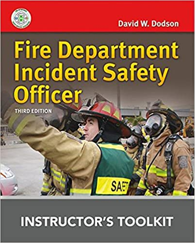 Descargar Por Torrent Fire Department Incident Safety Officer Instructor's Toolkit Cd Epub O Mobi