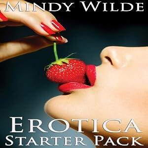 Erotica Starter Pack Audiobook