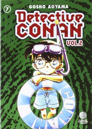 Descargar Libro Detective Conan Ii Nº 07 Gosho Aoyama