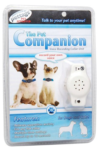 pet-companion-voice-recording-and-playback-device-one-size-fits-all-white