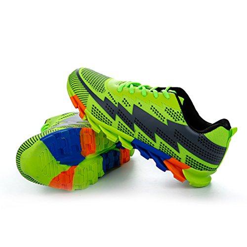 De Sport Citron Vert Sneaker Running Chaussures Respirant Homme Hawkwell awTqEpxt