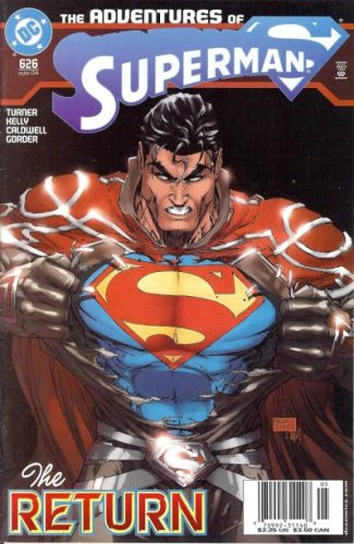 The Adventures of Superman #626 (May 2004) (GodFall Part Five: Tempest)