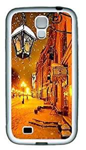 Samsung Galaxy S4 I9500 Cases & Covers - Moscow At Night TPU Custom Soft Case Cover Protector for Samsung Galaxy S4 I9500 - White