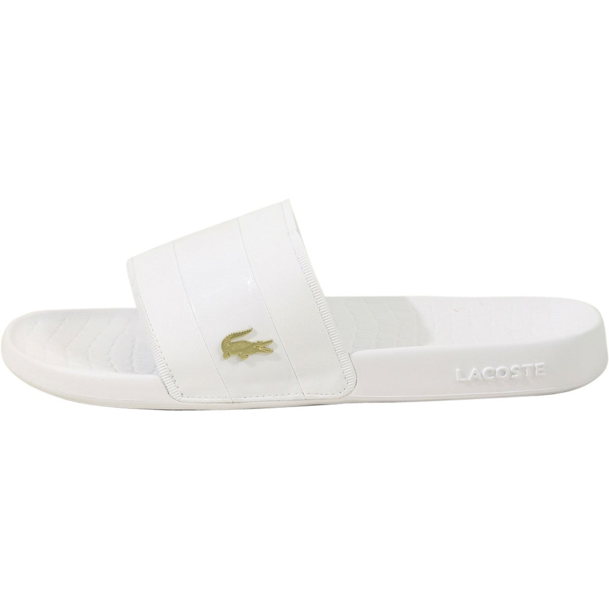 ae88fb8e5060 Lacoste Fraisier Sandals Men s Shoes Size  Buy Online at Low Prices in India  - Amazon.in