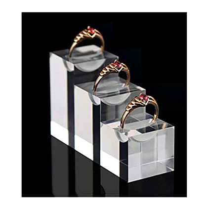 Photography Expo Stands : Amazon.com: display ring stands modern acrylic ring holder