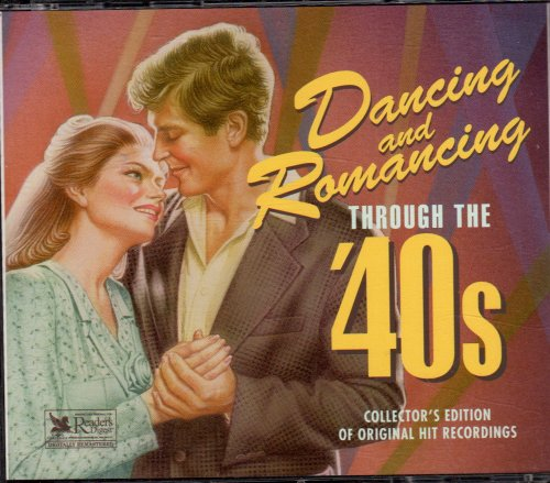 Readers Digest: Dancing and Romancing Through the 40s (4-CD box)
