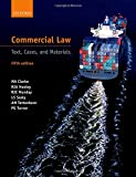 img - for Commercial Law: Text, Cases, and Materials (Blackstone's Statutes) book / textbook / text book