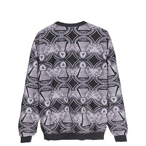 Funny Sweatshirts Company© Impreso Sudaderas Blusas 3D Imprimir/Motivo/Diseño One Size Unisex
