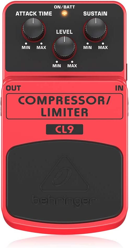 Behringer CL-9 Classic Compressor//Limiter