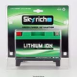 Skyrich - Batterie moto Lithium YT9B-BS 12V 8Ah