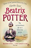 Front cover for the book Beatrix Potter: The Extraordinary Life of a Victorian Genius by Linda Lear