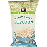 365 Everyday Value Organic Classic Salted Popcorn, 6 oz