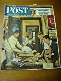 img - for The Saturday Evening Post Magazine - February 3, 1951 book / textbook / text book