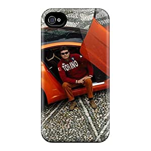 High-quality Durability Case For Iphone 4/4s(ford Mustang Ford Mustang Shelby Gt500)