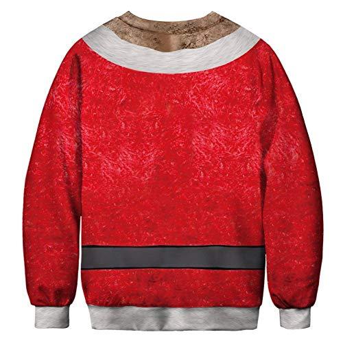 À Sweatshirts 6 Avec Cheveux 3 Pulls Balai Flocons Noël Neige Manches Modèle Modèles Coffre 4 Tailles De Les Hoodies Des Pour Hommes Chandail Chat Longues vqvzSa