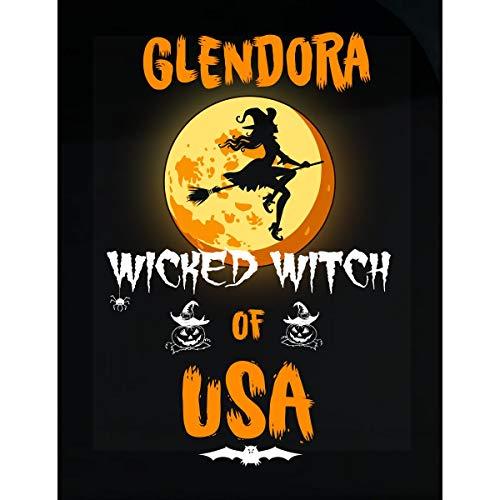 Inked Creatively Glendora Wicked Witch of USA Sticker]()