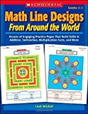 Math Line Designs from Around the World, Cindi Mitchell, 0439376602