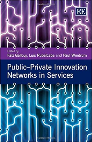 Public - Private Innovation Networks in Services