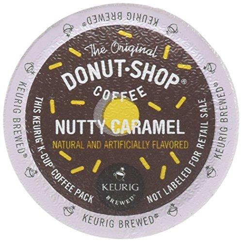 Original Donut Nutty Caramel Keurig