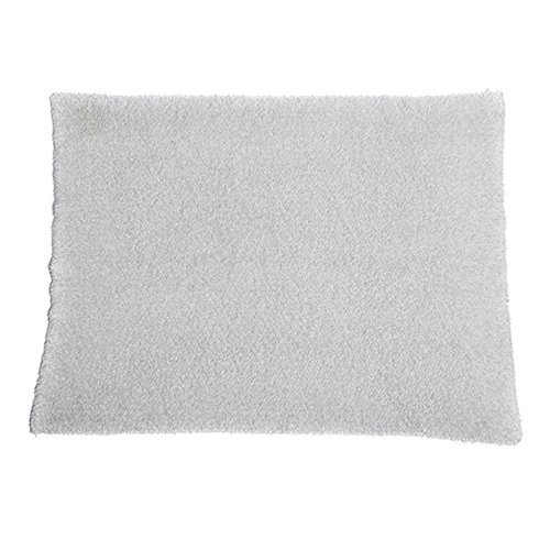 Barefoot Dreams Cozychic Heathered Blanket Ocean/White by Barefoot Dreams