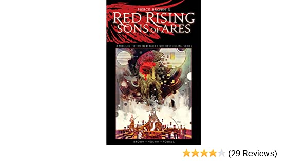 Amazon Pierce Browns Red Rising Sons Of Ares Ebook Pierce