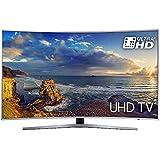 "Samsung UE49MU6500 49"" 4K Ultra HD Smart TV Wi-Fi Black, Silver LED TV - LED TVs (124.5 cm (49""), 3840 x 2160 pixels, LED, Smart TV, Wi-Fi, Black, Silver)"