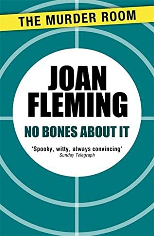 book cover of No Bones About It