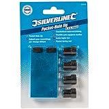 Silverline 868549 Gabarit pour assemblage par vissage oblique 6/8/10 mm