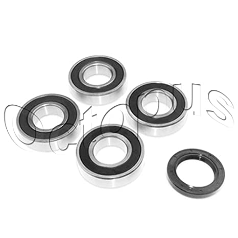 Wheel Bearing Replacement >> Amazon Com Compatible For Honda Atc250es Big Red Rear Wheel