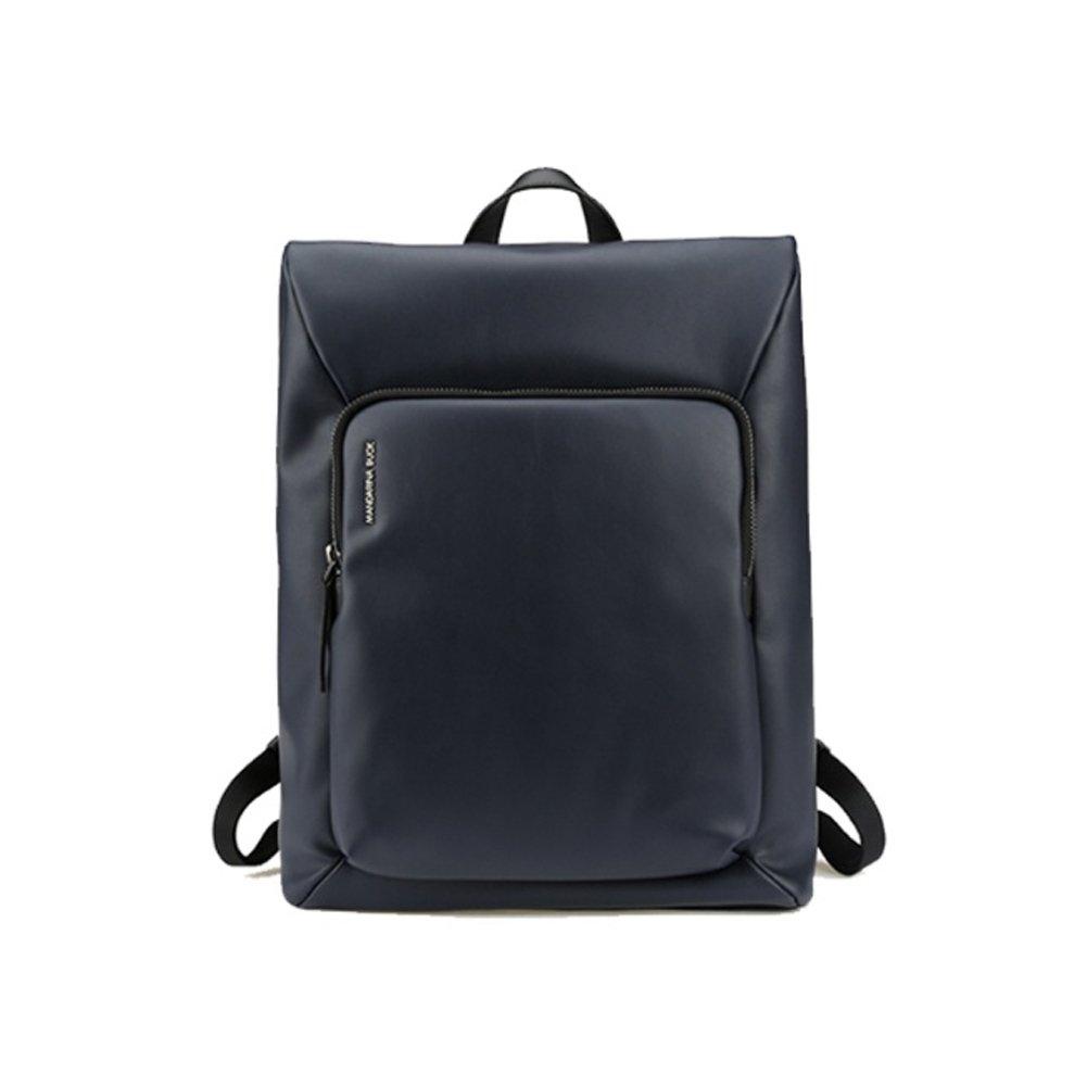 MANDARINA DUCK Casual Backpack,School Bag マンダリナダックのGROOLは、スクールバッグネイビー&無料ギフト(キーリング)01177カジュアルバックパックをGOT [並行輸入] B01M12ODUX
