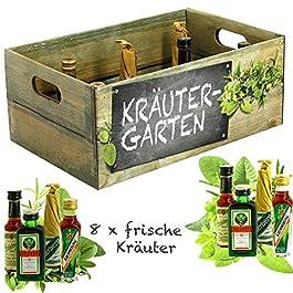 Kräuterlikör Schnaps Geschenkbox
