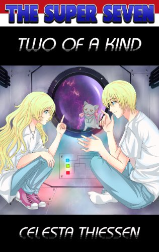 Two Kind Super Seven Book ebook product image