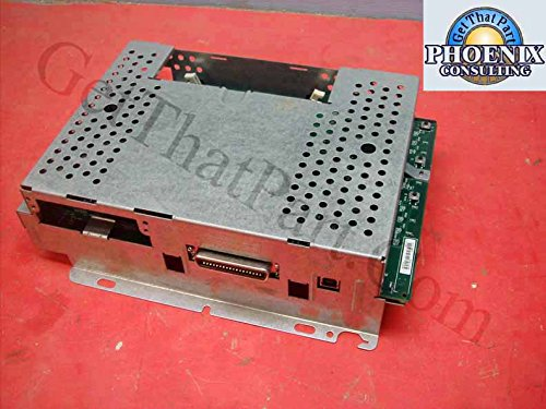 HP Formatter Board with Metal Cage Covers LaserJet 2500 2500L 2500TN 2500N Color Printer - Refurbished - C9145-60001