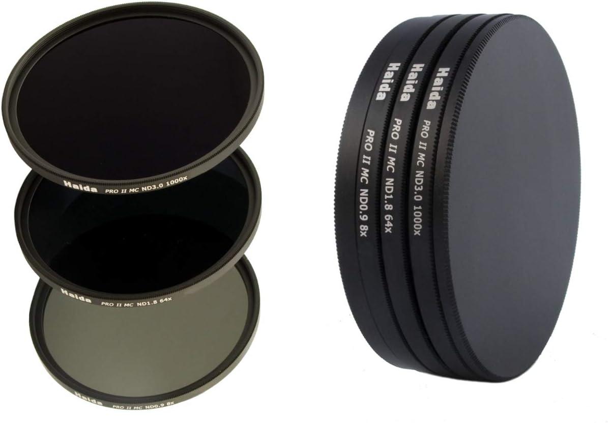 Haida Pro Ii Digital Mc Neutral Graufilter Set Kamera