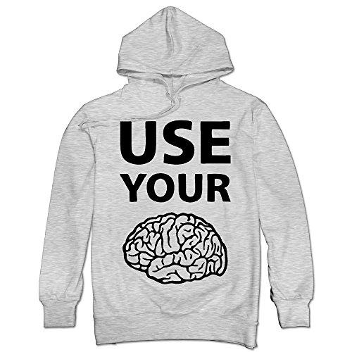 mens-use-your-brain-retro-hoodie-sweatshirt-ash