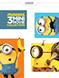 DVD : Minions 3 Mini-Movie Collection