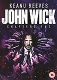 John Wick 1 & 2 (2 Dvd) [Edizione: Regno Unito] [Import italien]