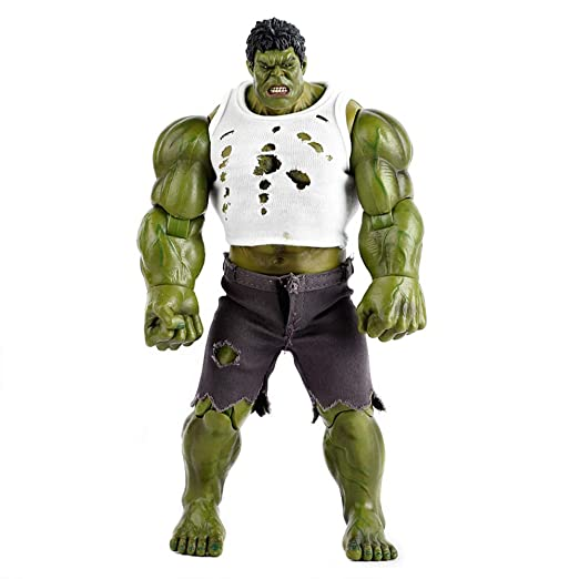 XMGJ Modelo Avengers Hulk Movie Version Modelado Realista ...