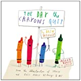 Day the Crayons Quit Hb