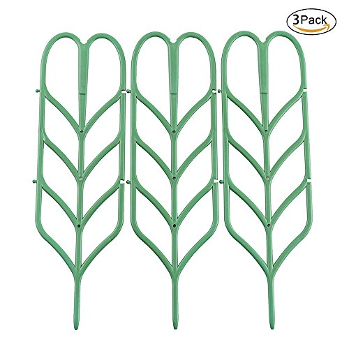 pinnacleT1 DIY Garden Trellis for Climbing Plants,14