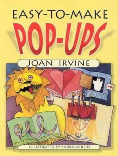 Easy-to-Make Pop-Ups (Dover Origami Papercraft) [Joan Irvine] (Tapa Blanda)