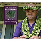 Music for the Hawaiian Islands Vol. 4 Manookalanipo Kauai