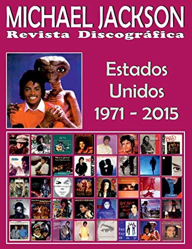 Libro : Michael Jackson - Revista  Discografica - Estados...