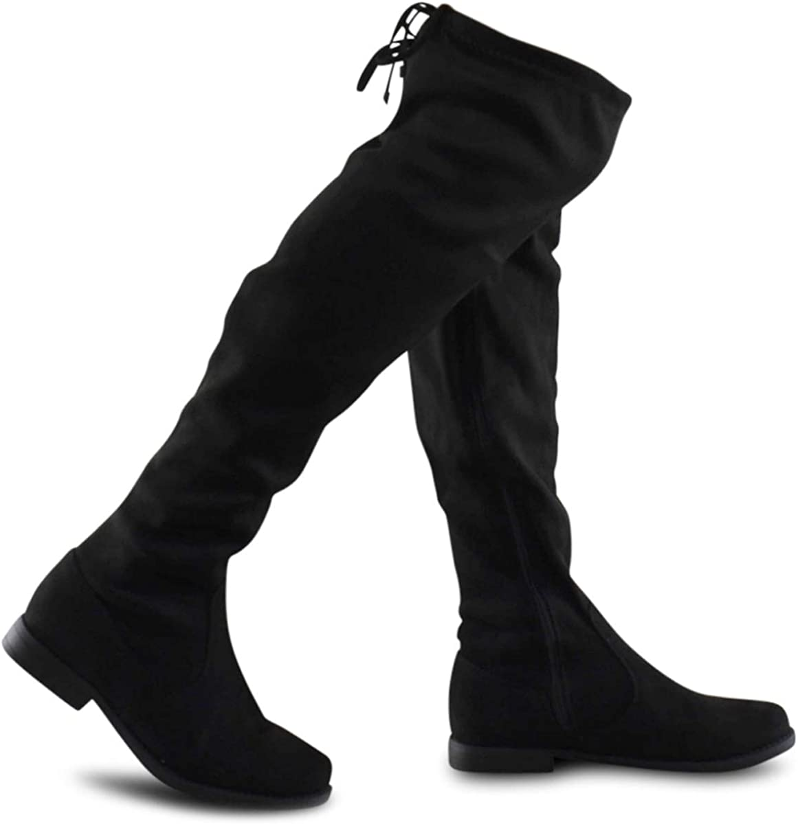 The Knee Riding Boots