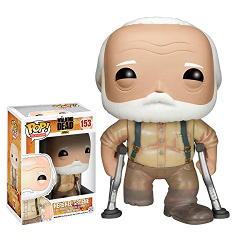 Funko Walking Dead Hershel Action Figure