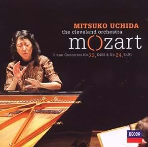Mozart: Piano Concertos No. 23, K488 & No.24, K491