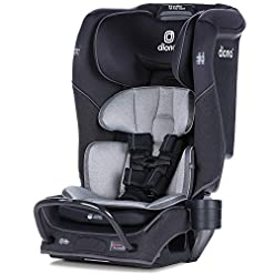 Diono-2020-Radian-3QX-4-in-1-Convertible-Safe-Engineering-3-Stage-Infant-Protection-10-Years-1-Car-Seat-Fits-3-Across-Black-Jet