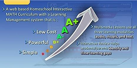 Amazon.com: 5th Grade Math Online Teaching/Tutoring Program (1 ...